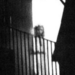 Picture of ghost girl