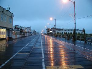 Photo of Ocean City's Board Walk