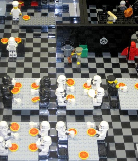 Wordless Wednesday: Lego Star Wars Mess Hall