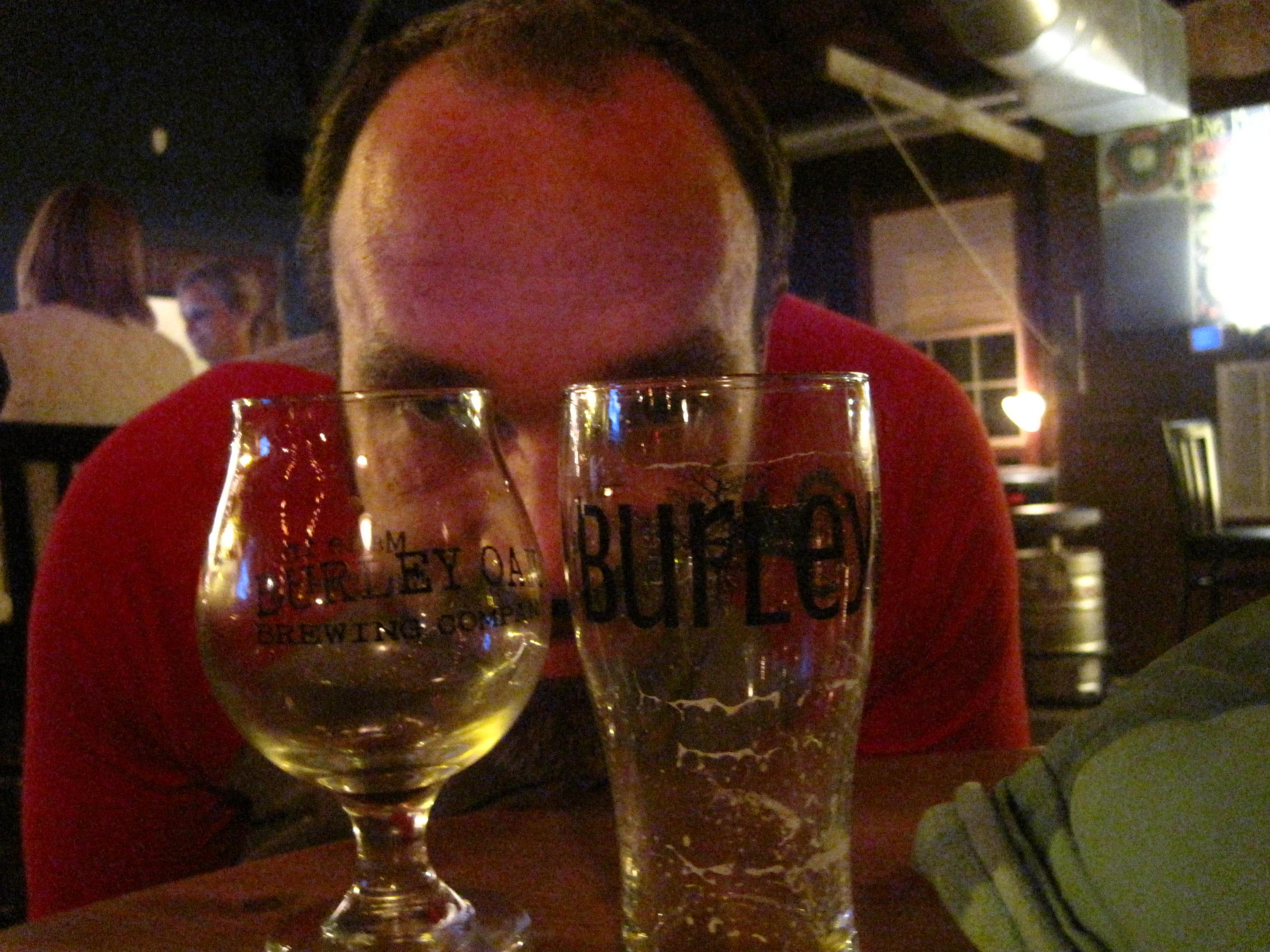 Wordless Wednesday: Beer Goggles